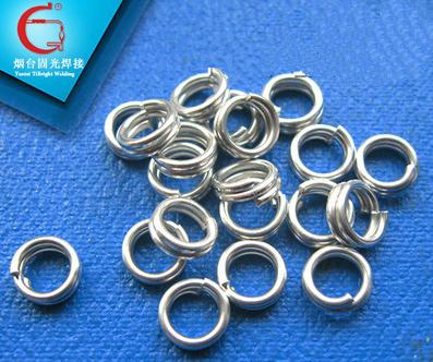 药皮钎焊环